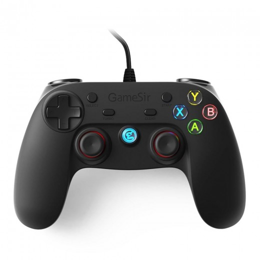 GameSir G3w Wired Gamepad Game Controller for Android/Windows/PS3