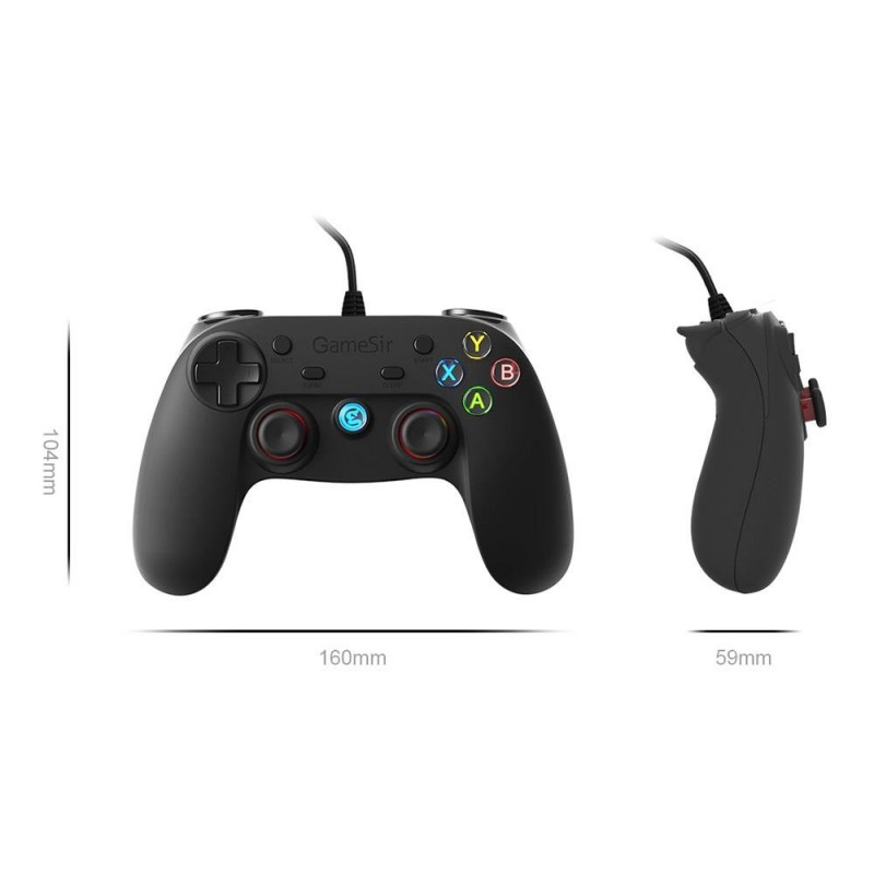 Gamesir G3w Wired Gamepad Game Controller For Android