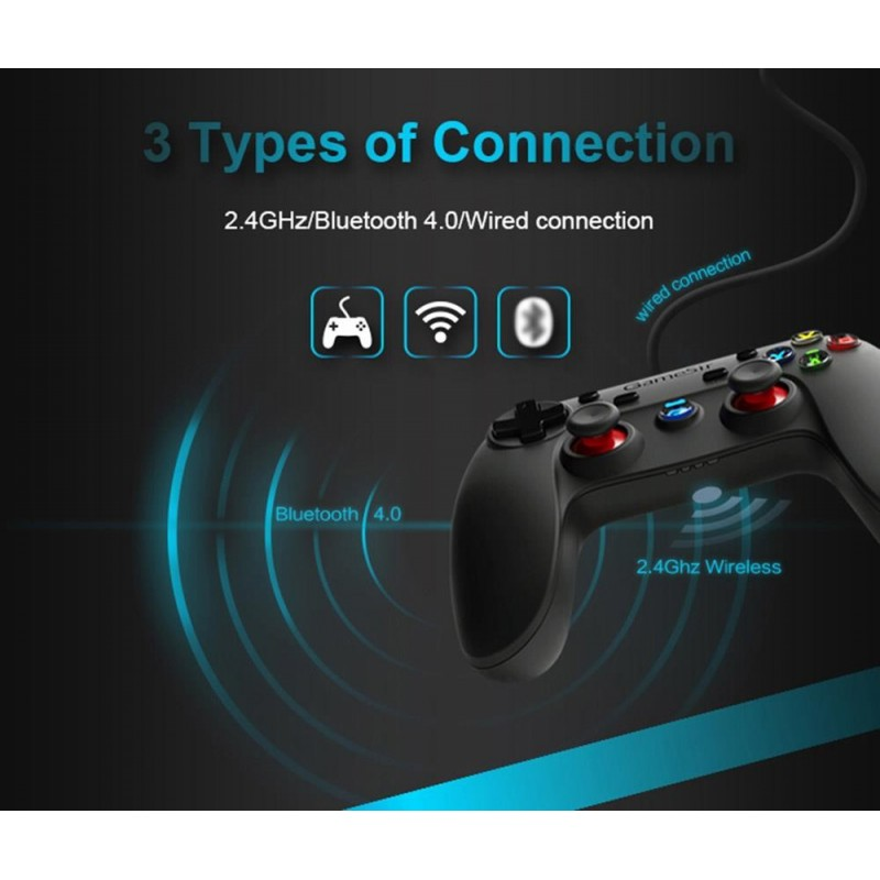 how to connect ps3 controller to pc bluetooth