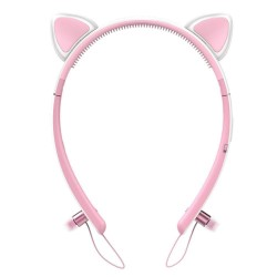 Tronsmart Bunny Ears Bluetooth Headphones with LED Light
