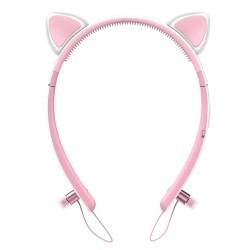 Tronsmart Bunny Ears Auriculares Bluetooth con luz LED