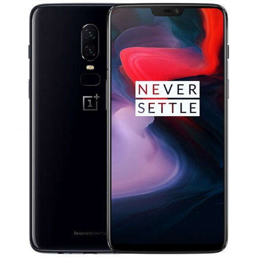 ]Oneplus 6 6.28 Inch Full Screen 4G Smartphone -Official Global ROM 6+64GB
