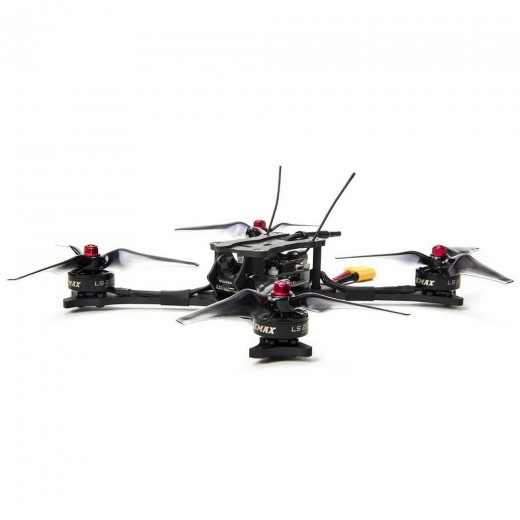 Emax HAWK 5 Brushless FPV Racing Drone With F4 OSD BLHeli_S 30A ESC 600TVL Camera BNF FrSky XM+