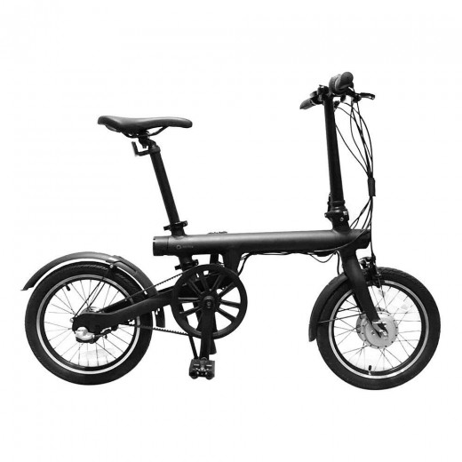 Original Xiaomi QICYCLE EF1 Smart Bicycle Foldable Bike-International Edition