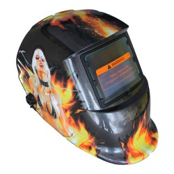 beauty Solar Auto Darkening MIG MMA Electric Welding Mask/Helmet/Welding Lens for Welding Machine or Plasma Cutter