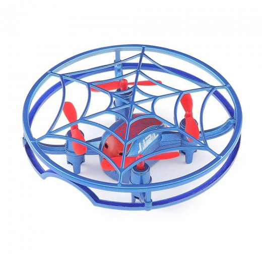 JJRC H64 SPIDERMAN 2.4G Gravity Sensor Control RC Quadcopter with Altitude Hold Mode 360°Flips RTF