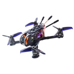 GEPRC GEP-PX2.5 Phoenix 125mm FPV Racing Drone F4 FC BLHeli_s 12A Dshot600 ESC 5.8G 48CH VTX with Frsky XM Plus - BNF