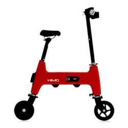 Xiaomi HIMO H1 portátil de dos ruedas bicicleta eléctrica 20KM Endurance A3 tamaño de papel seguro y cómodo