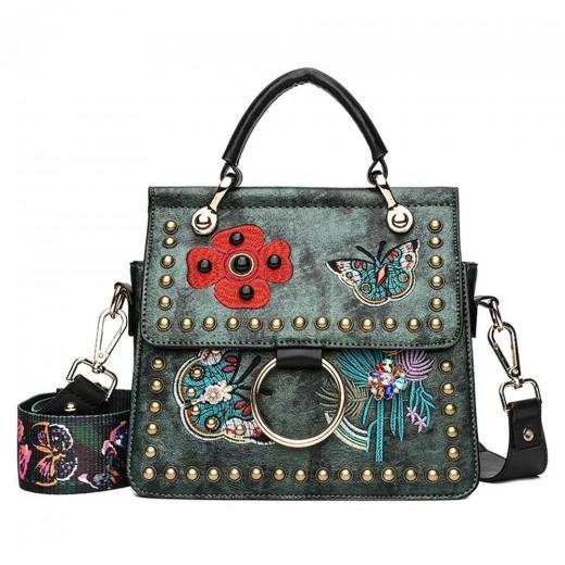 Fashion Tote Satchel Bag Messenger Bag Women's Handbag Crossbody Bag