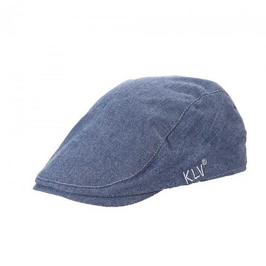 Adjustable Beret Caps for Men Women Spring Summer Outdoor Breathable Bone Brim Hat