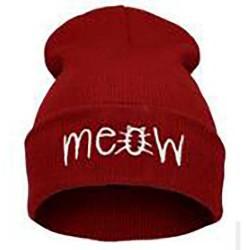 Men Women Outdoor MEO Sweater Hat Hiphop Knit Hat