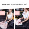 Sports Gym Bag Compartment for Women