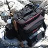 FishiGoZheec Waist Fishing Bag Water-Resistant Fishing Gear Storage Bag
