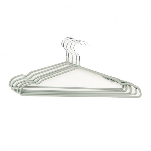Eisaro Plastic Hangers, Plastic Clothes Hangers Ideal for Everyday Standard Use, Clothing Hangers BP