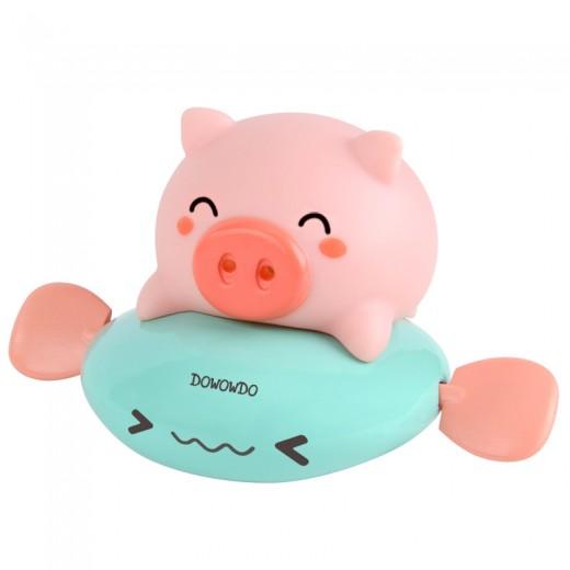 dowowdo Bath Toy Piggy Bathtime Squirt Toys Pool Toys Water Toys