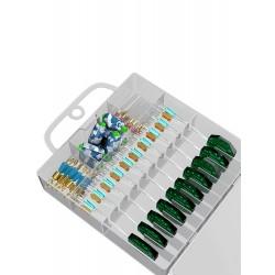 dowowdo Fishing Accessories Box Kit Fishing Tackle Kits