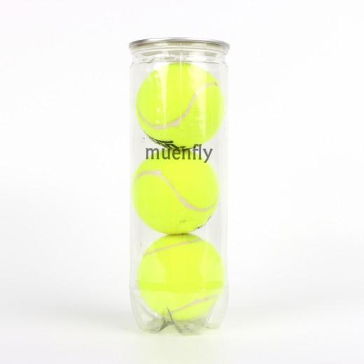 muenfly Tennis Balls, Extra Duty Tennis Balls Pack 3 balls